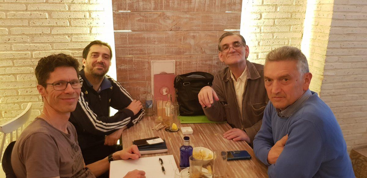 Reunión de constitución de Ostomizados Castilla La mancha